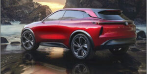 2022 Buick Envision Drivetrain