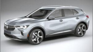 2022 Buick Envision Powertrain