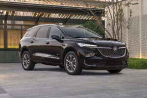 2022 Buick Envision Price