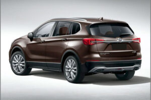 2022 Buick Envision Redesign