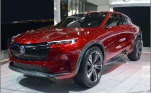 2022 Buick Envision Spy Shots