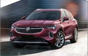 2022 Buick Envision Wallpaper