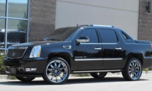 2022 Cadillac Escalade Concept