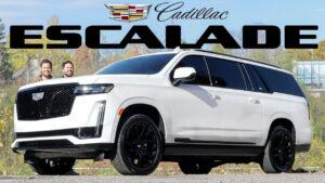 2022 Cadillac Escalade Wallpapers