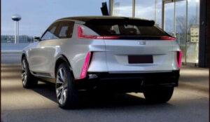 2022 Cadillac Lyriq Engine