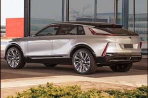 2022 Cadillac Lyriq Powertrain