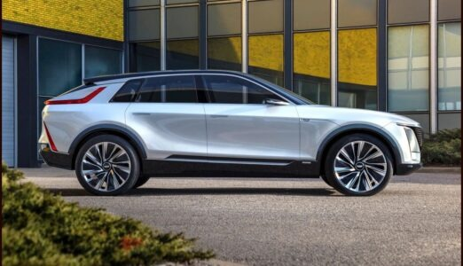 2022 Cadillac Lyriq Specs