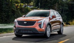 2022 Cadillac XT4 Images