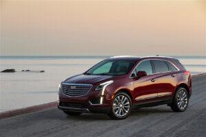 2022 Cadillac XT4 Redesign