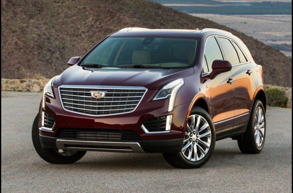 2022 Cadillac XT5 Images