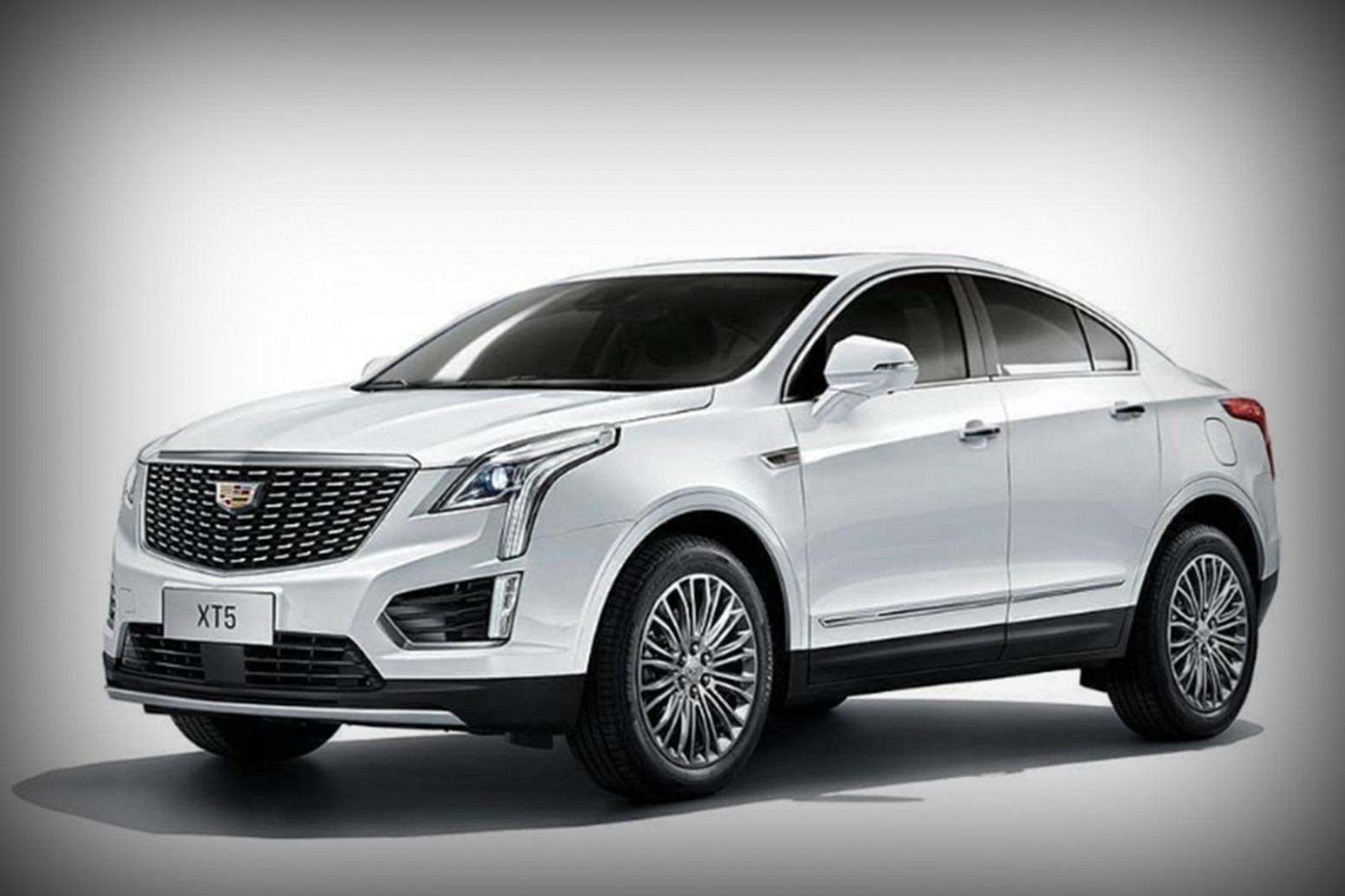 2022 Cadillac XT5 Pictures