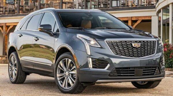 2022 Cadillac XT5 Price