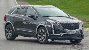 2022 Cadillac XT5 Specs