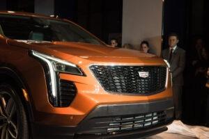 2022 Cadillac XT5 Wallpapers