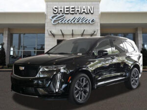 2022 Cadillac XT6 Drivetrain