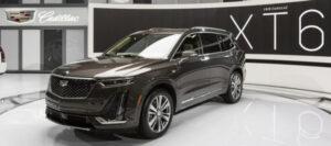 2022 Cadillac XT6 Images