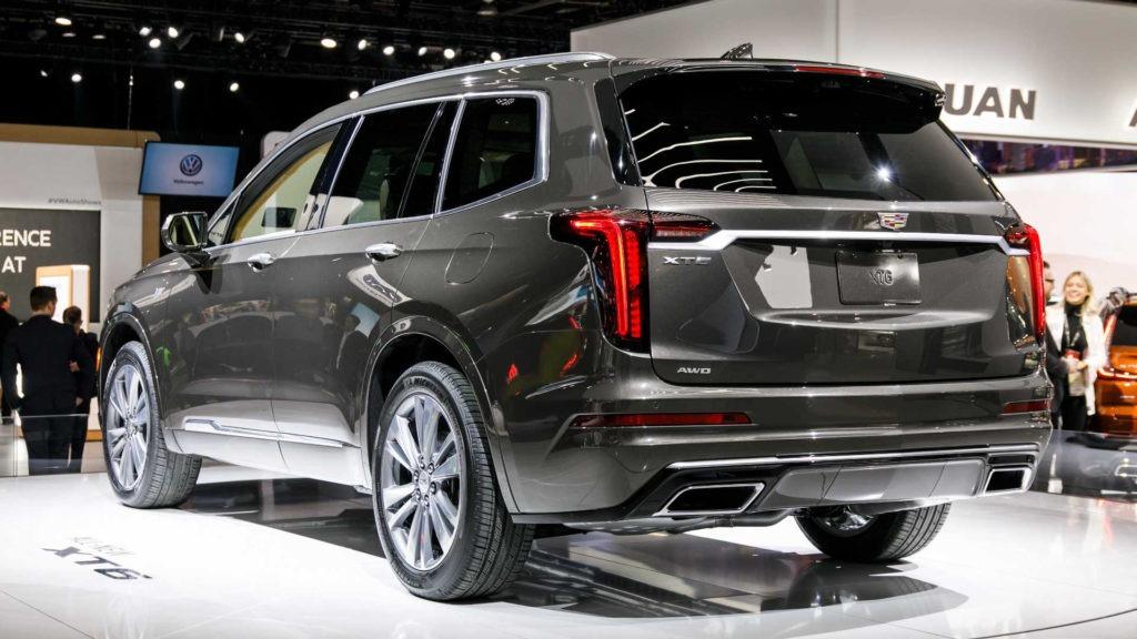 2022 Cadillac XT6 Price