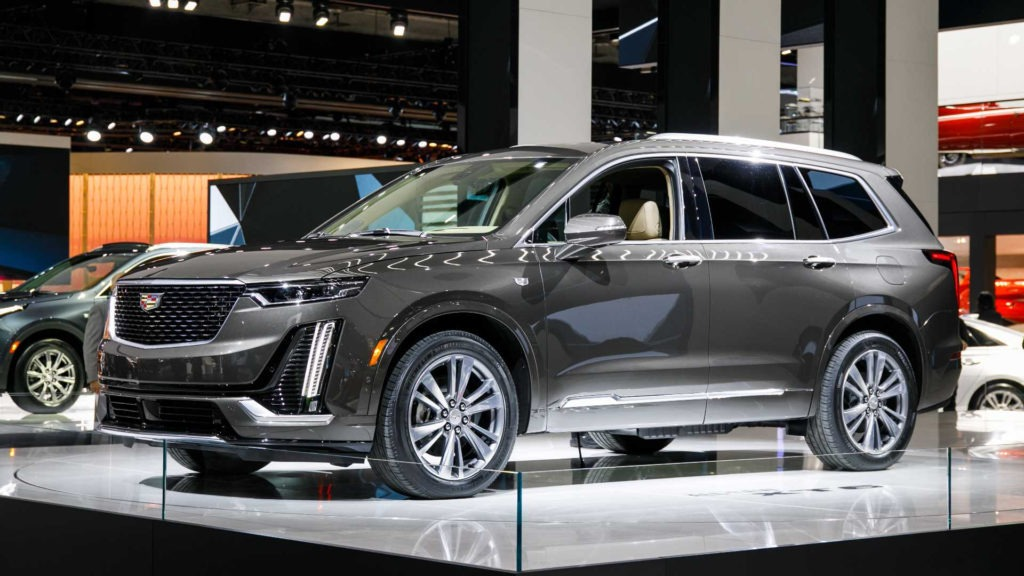 2022 Cadillac XT6 Redesign