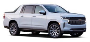 2022 Chevy Avalanche Exterior