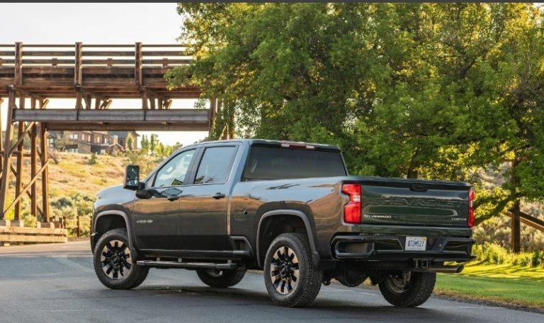 2022 Chevy Silverado 2500HD Images