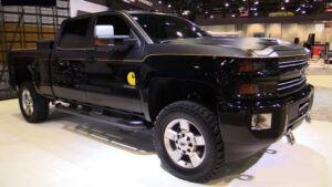 2022 Chevy Silverado 2500HD Pictures