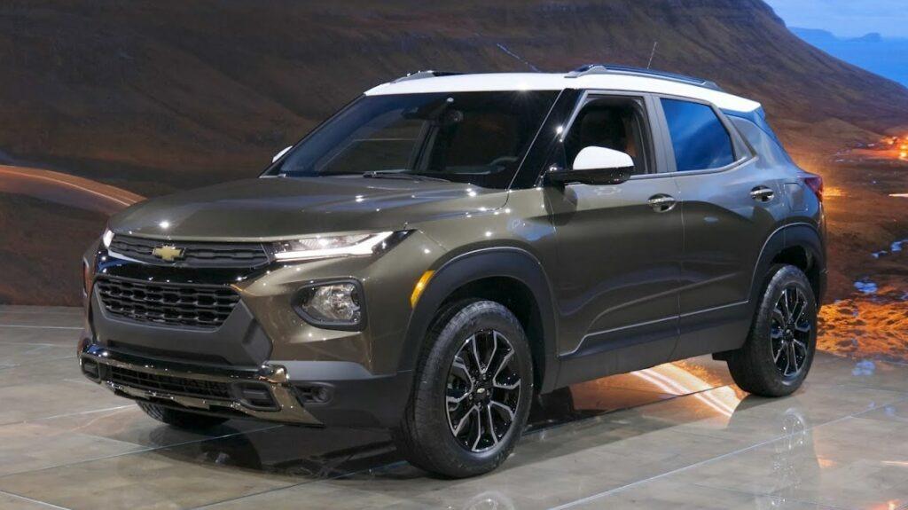 2022 Chevy Trailblazer Release Date