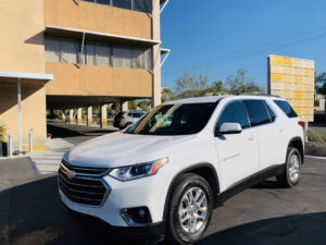 2022 Chevy Traverse Redesign