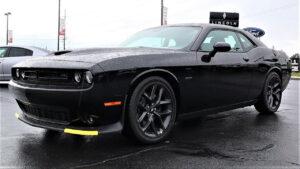 2022 Dodge Challenger Pictures