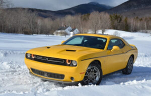 2022 Dodge Challenger Spy Photos
