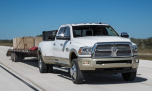 2022 Dodge Ram 3500 Drivetrain