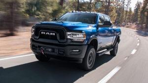2022 Dodge Ram 3500 Spy Photos
