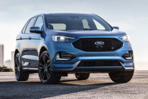2022 Ford Edge Images