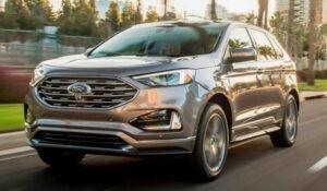 2022 Ford Edge Powertrain