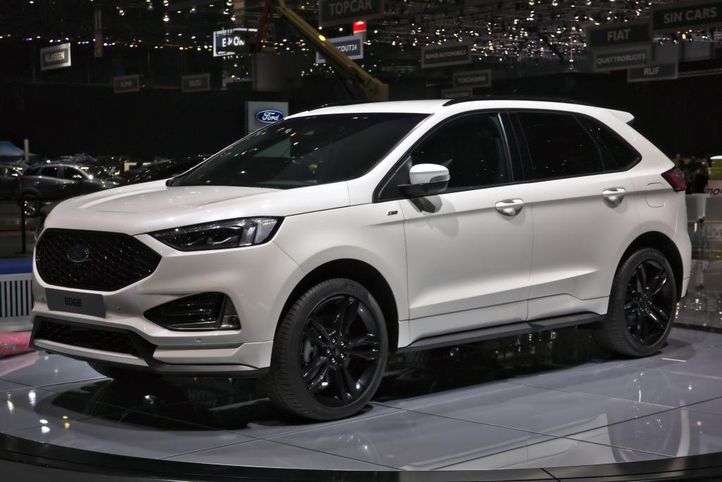 2022 Ford Edge Specs