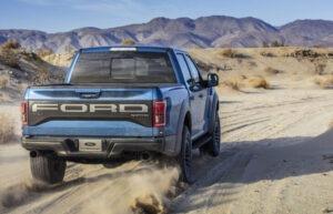 2022 Ford F150 Raptor Concept