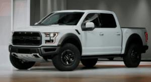 2022 Ford F150 Raptor Powertrain