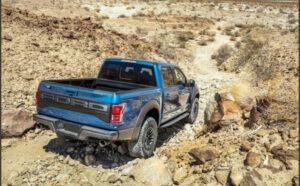 2022 Ford F150 Raptor Spy Photos