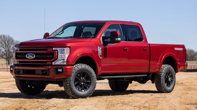 2022 Ford F250 Super Duty Pictures