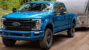 2022 Ford F250 Super Duty Release date