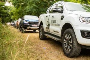 2022 Ford Ranger Raptor Spy Photos