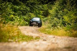 2022 Ford Ranger Raptor Spy Shots