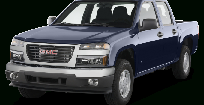 2022 GMC Canyon Pictures