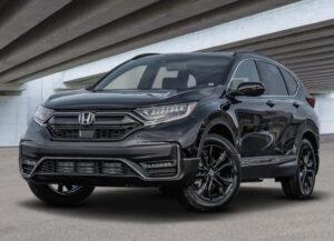2022 Honda CRV Specs