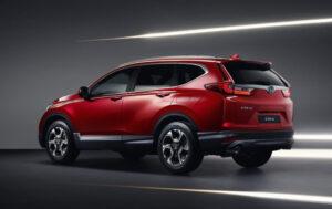 2022 Honda CRV Wallpapers