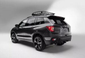 2022 Honda Passport Drivetrain