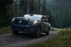 2022 Honda Ridgeline Images