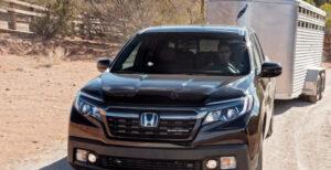 2022 Honda Ridgeline Specs
