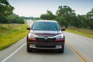 2022 Honda Ridgeline Wallpaper