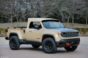 2022 Jeep Comanche Pictures