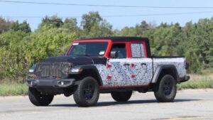 2022 Jeep Comanche Redesign